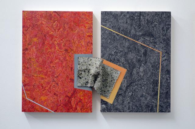 , 'Template for Venetian Marble III,' 2017, Kristin Hjellegjerde Gallery