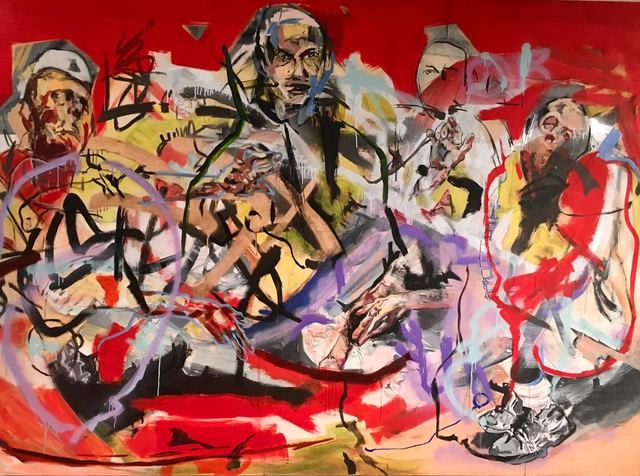 , 'Living in Limbo,' , Galleri 2987