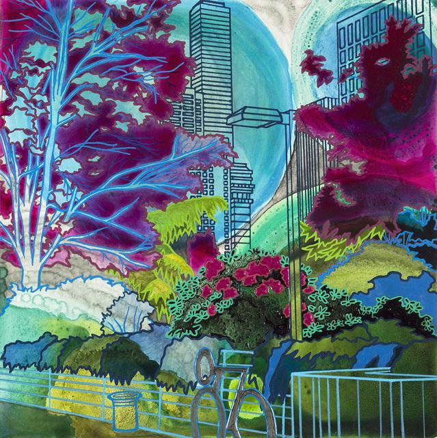, 'Regenerating,' 2018, Linda Hodges Gallery