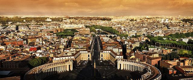 David Drebin, 'Dreams of Rome', 2012, CHROMA GALLERY