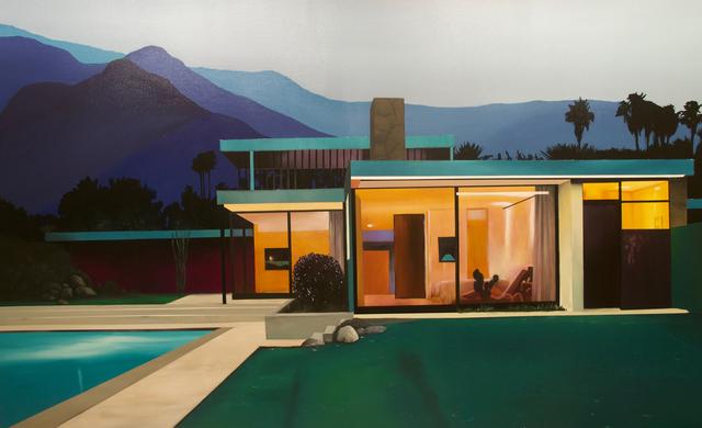 , 'Twilight Interior,' 2018, Rebecca Hossack Art Gallery