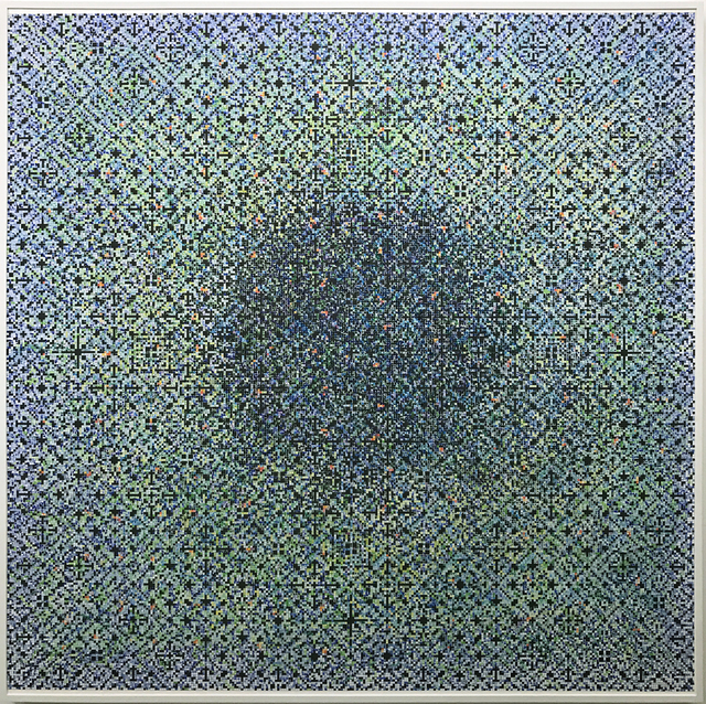 , 'Mandala,' 2017, Casa Triângulo