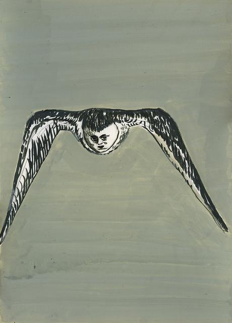 , 'Untitled [Owl],' 2012-2014, LETO