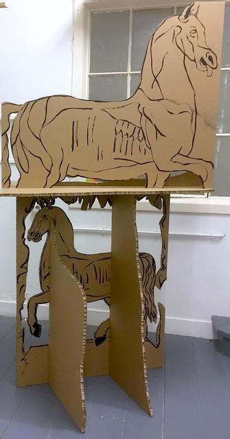 , 'Stapelpaardjes,' 2018, Galerie Bart