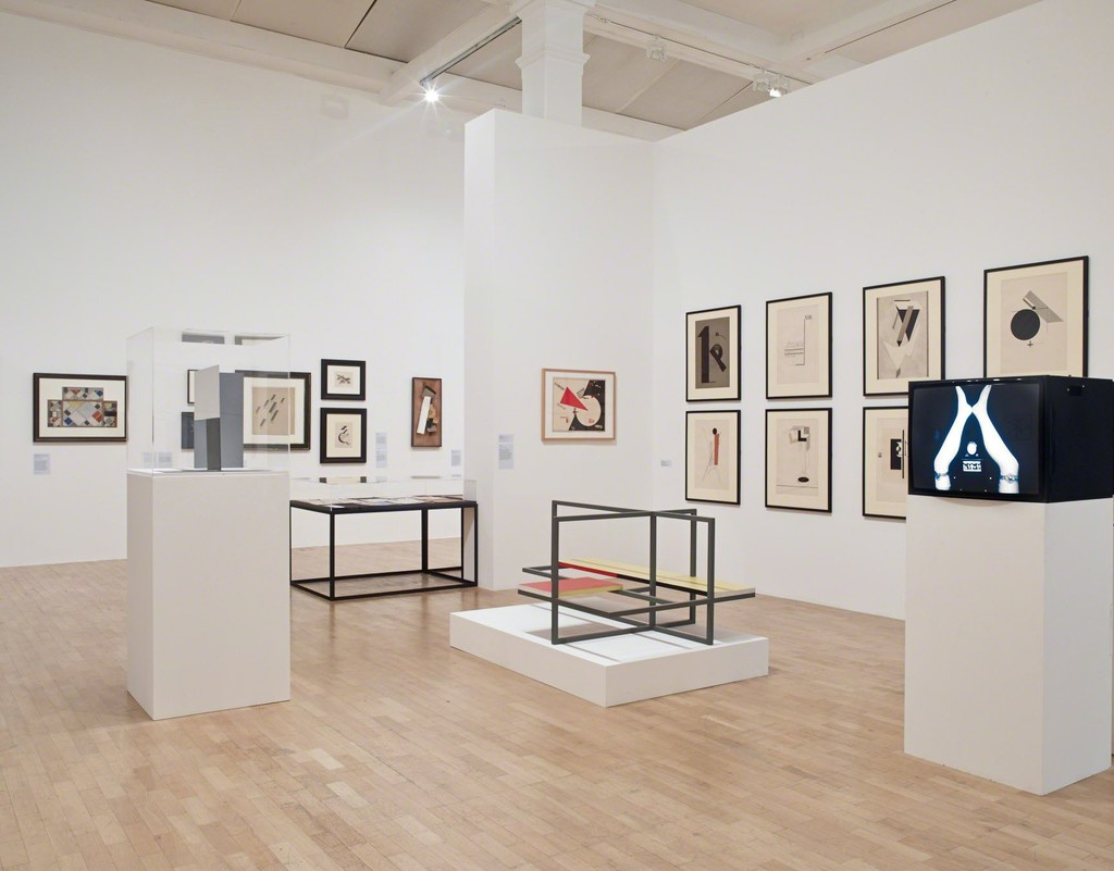 Adventures of the Black Square, Gallery 1, Installation View 1. Photo Stephen White
