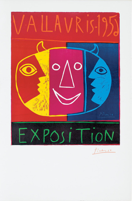 , 'Vallauris - 1956 Exposition, June 19, 1956,' , Gagosian