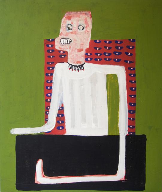 , 'Smile a bit,' 2016, Kristin Hjellegjerde Gallery