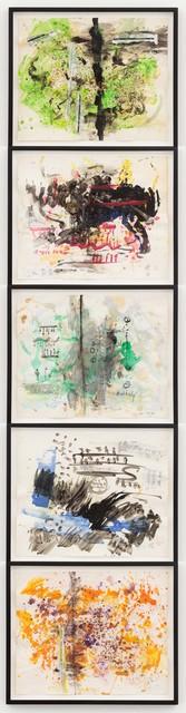 , 'Diario Cada Dia - Antibody Sequence,' 1996, P.P.O.W