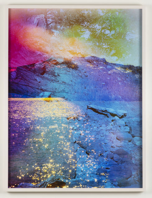 , 'Psychscape 06 (Gold Lake, CA),' 2017, Joshua Liner Gallery