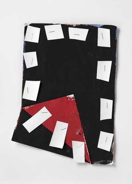 , 'Tourner autour,' 2017, Galerie Lelong & Co.