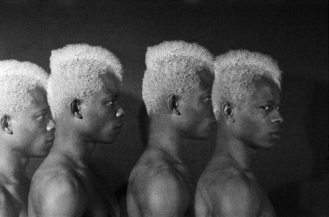 , 'Four Twins,' 1985, Autograph ABP
