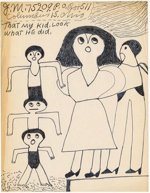 """, '""""That my kid"""",' n.d, Ricco/Maresca Gallery"""