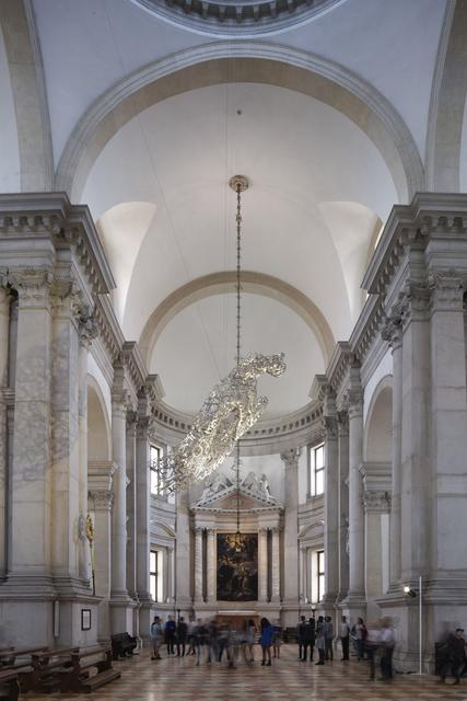 , 'Together,' 2015, Abbazia di San Giorgio Maggiore