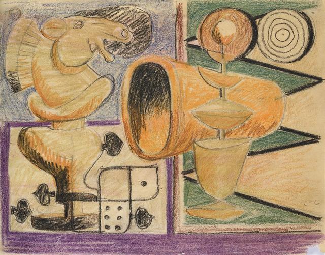 , 'Jeux de société,' 1930, MARUANI MERCIER GALLERY