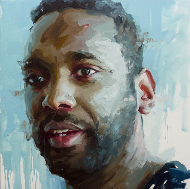 , 'John Isiah Walton,' 2018, LeMieux Galleries