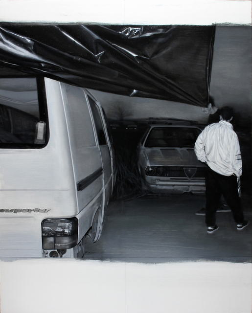 , 'S.T.P2.1.,' 2017, sc gallery