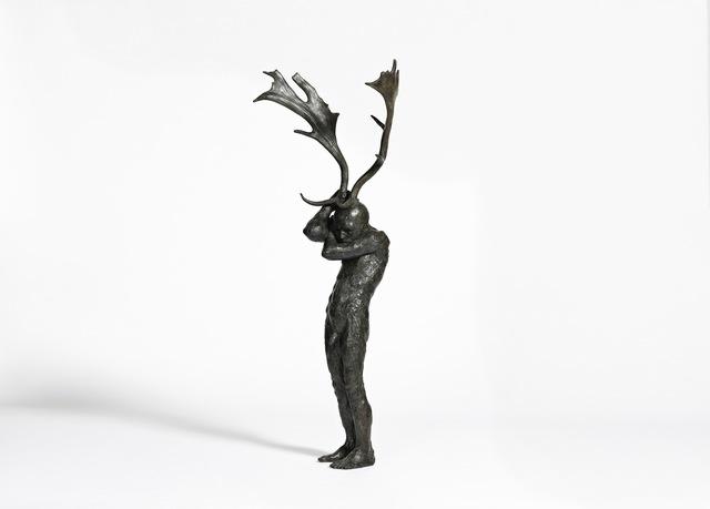 , 'Antler Figure,' , Hugo Galerie