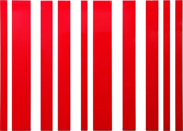 , 'Barcode,' 2013, SIM Galeria