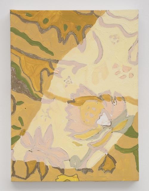 Jessica Bottalico Small Yellow Wallpaper 2014 Artsy