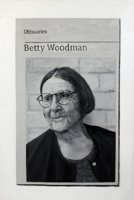 , 'Obituary: Betty Woodman,' 2018, Charlie Smith London