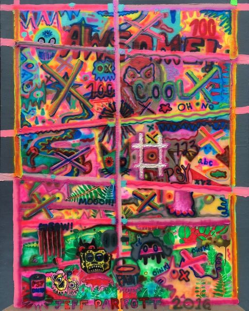 , 'Emoji Psy,' 2016-2017, Ro2 Art