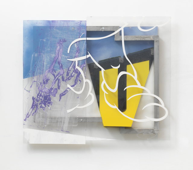 , 'The New Neighbour from Abroad,' 2017, Herringer Kiss Gallery