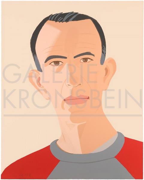 , 'Selfportrait Sweetshirt 2,' 1990, Galerie Kronsbein