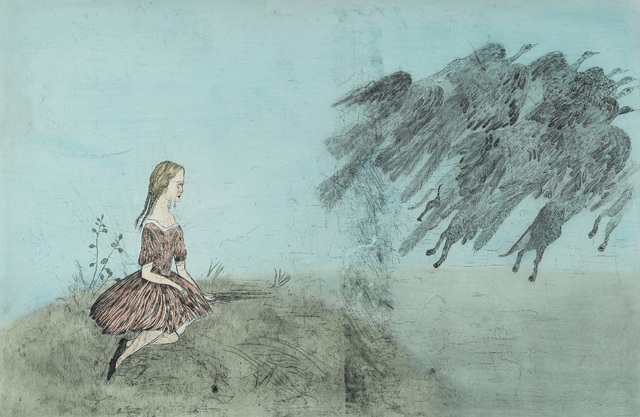 , 'Come Away From Her (After Lewis Carroll),' 2003, Mary Ryan Gallery, Inc