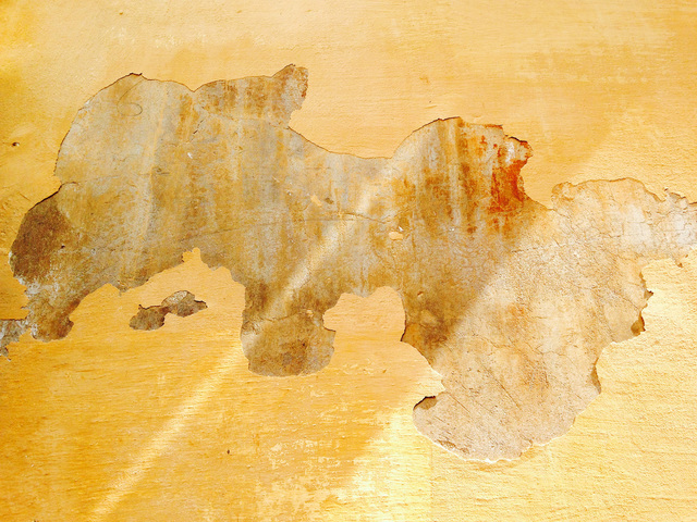 , 'Sunlit Shape,' 2014, Freight + Volume