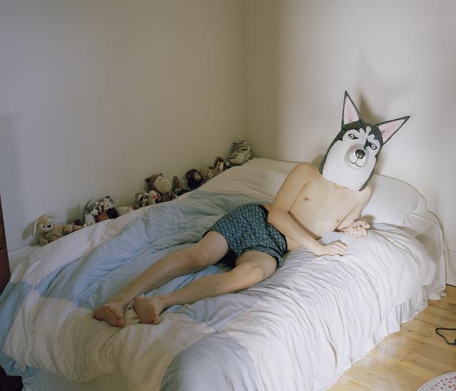 , 'Dog Helmet,' 2013, GALLERY VACANCY