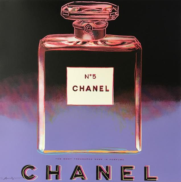 Andy Warhol, 'Chanel F&S II.354  ', 1985, Print, Screenprint on Lenox Museum Board, Fine Art Mia