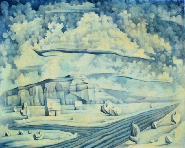 , 'Blue Farm ,' , Modernist Frontier