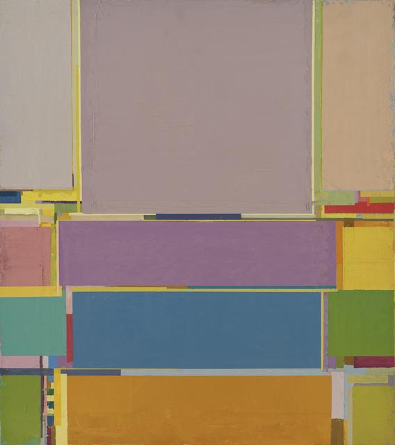 , 'Möbel und Schranken 91,' 2014, PIFO Gallery