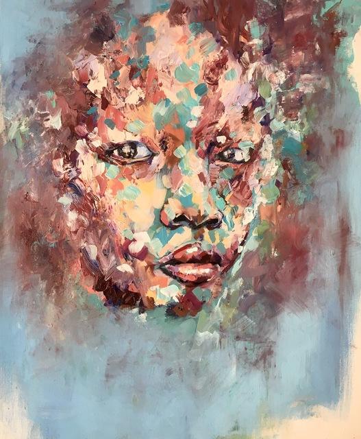 , 'Caribbean Rust 1,' 2018, Try it ART