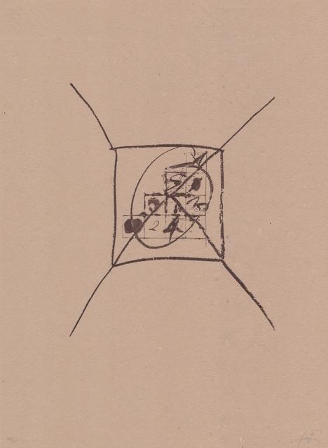 Antoni Tàpies, 'Llambrec material IX', 1970-1980, ARTEDIO
