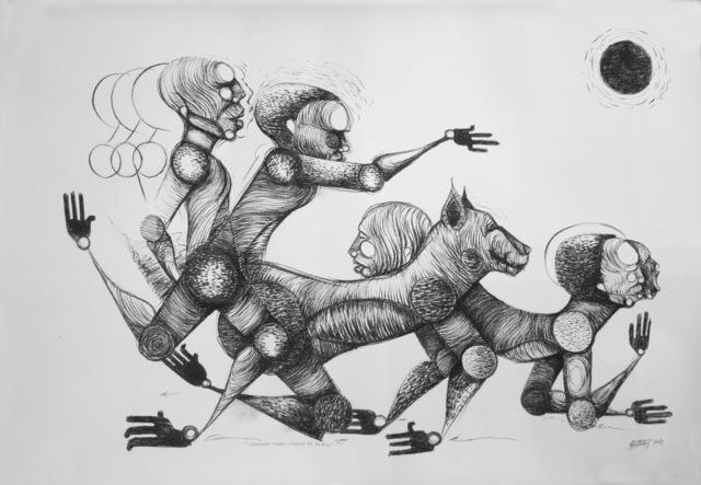 , 'Mama Sibongakonke,' 2018, ROOM