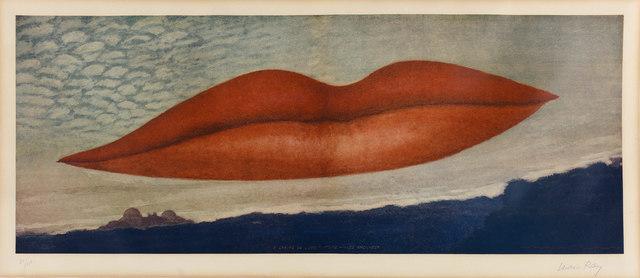 Man Ray, 'Les Amoureux (A L'Heure De L'Observatoire) (Anselmino 15)', 1970, Doyle