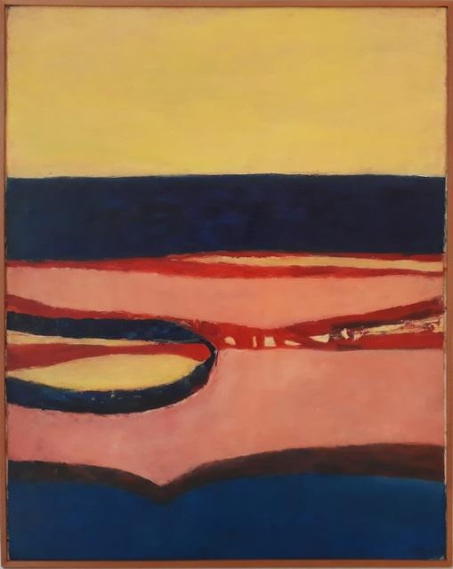 Alberto Teixeira, 'Azul, Rosa, Vermelho e Amarelo', 1970, Galeria Berenice Arvani