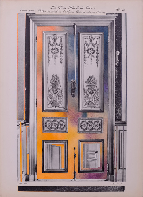 , 'Cleopatra's Doorway,' 2017, Jonathan Ferrara Gallery