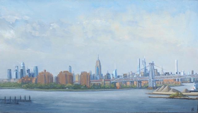 , 'Bloomberg's New York,' 2020, 33 Contemporary