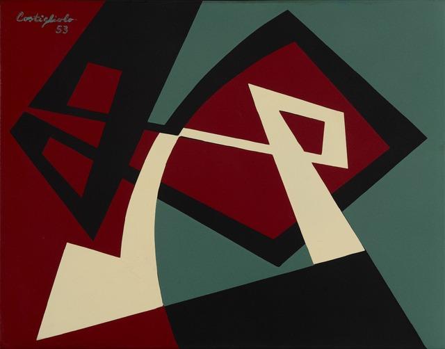 , 'Composición,' 1953, Cecilia de Torres Ltd.