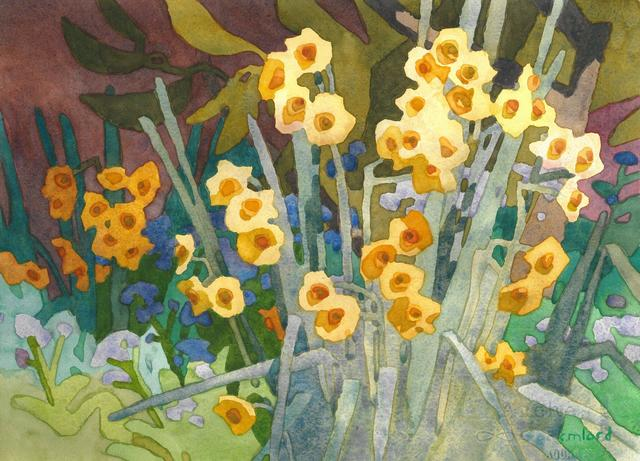 Carolyn Lord, 'Golden Narcissus', N/A, Fe Gallery
