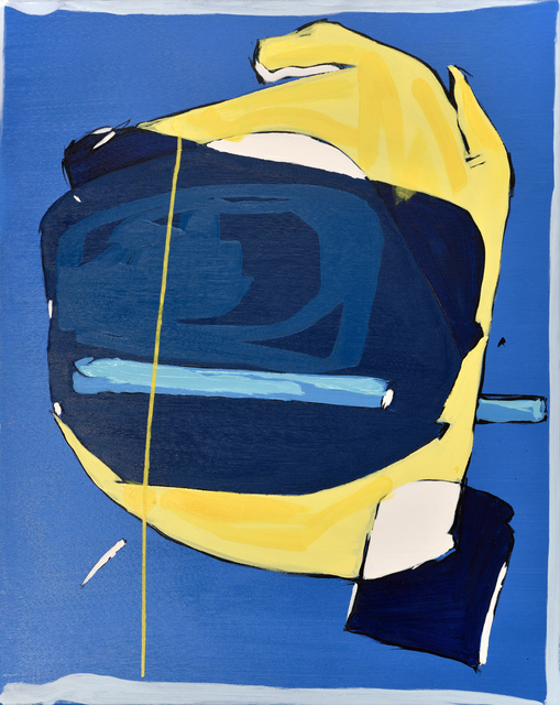 , 'Set the seal,' 2014, Galerie Kornfeld