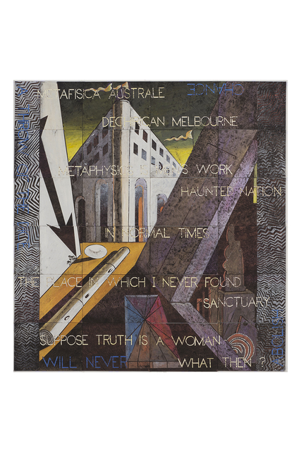 , 'Dechirican Melbourne,' 2016, ARC ONE Gallery