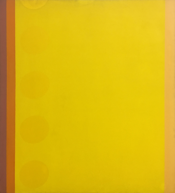 , 'Film Series Yellow,' 1972, 203 Fine Art