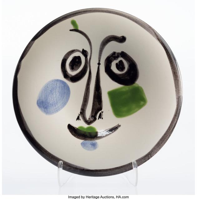 Pablo Picasso, 'Visage No. 197', 1963, Heritage Auctions