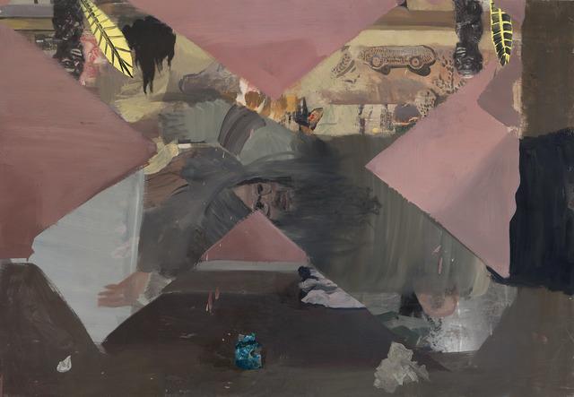 , 'Untitled ,' 2014, Hidde Van Seggelen