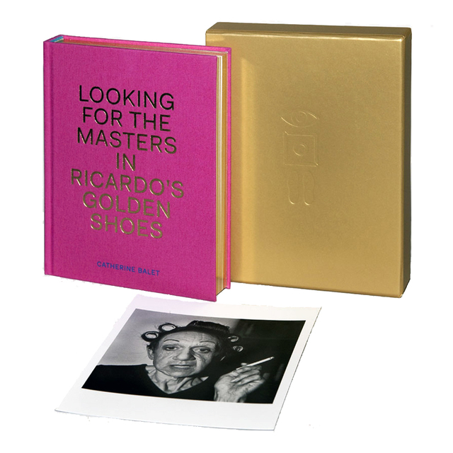 , 'Looking For The Masters in Ricardo's Golden Shoes: Collector's Edition,' 2016, Dewi Lewis Publishing