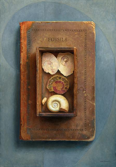 , 'Fossils,' 2018, Greenhut Galleries