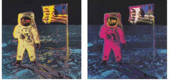 Andy Warhol, 'Moonwalk', 1987, David Benrimon Fine Art